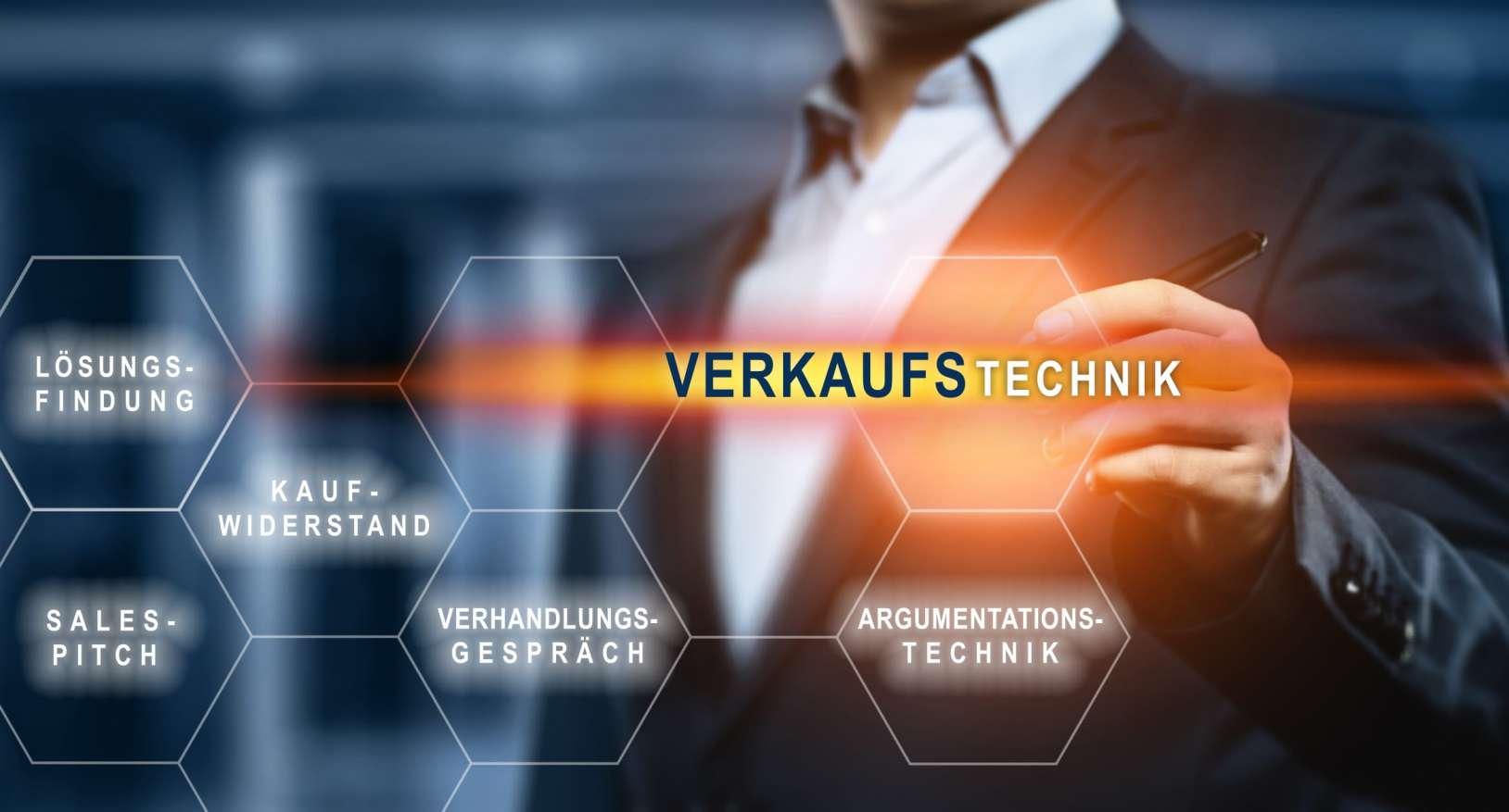 Mit individuellen Verkaufstechniken im Technischen Vertrieb Kunden begeistern und zielsicher Geschäfte abschließen