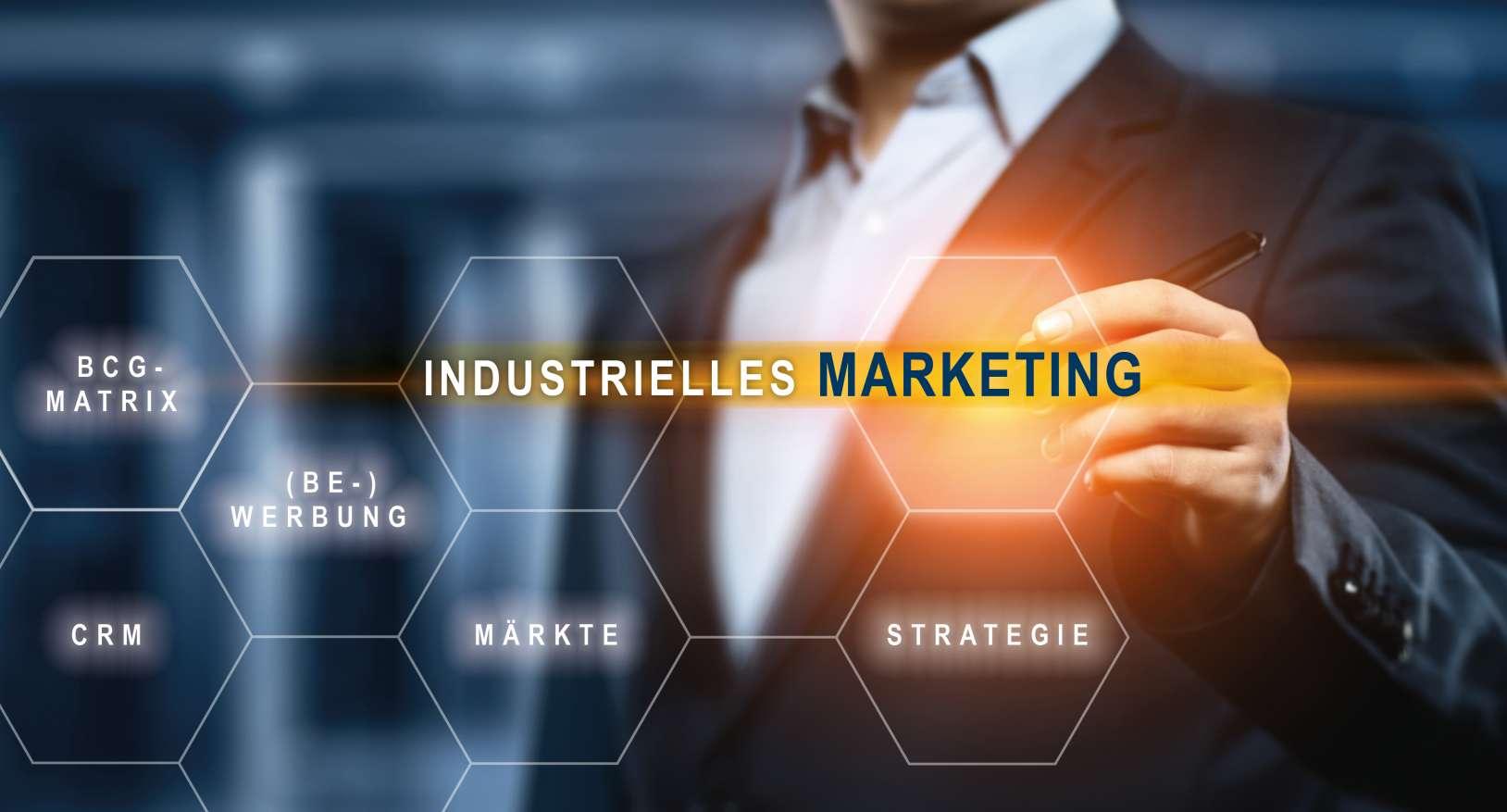 Effektive Marktbearbeitung im Technischen B2B-Vertrieb bedeutet strategisch zu planen, geeignete Business Modelle zu generieren und den Marketing-Mix wirkungsvoll zu gestalten