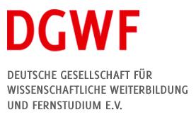 Qualität der Weiterbildung - Deutsche Gesellschaft für wissenschaftliche Weiterbildung und Fernstudium e. V.