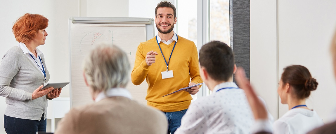 Weiterbildung Zertifikat für die erfolgreiche Management Karriere als Führungskraft