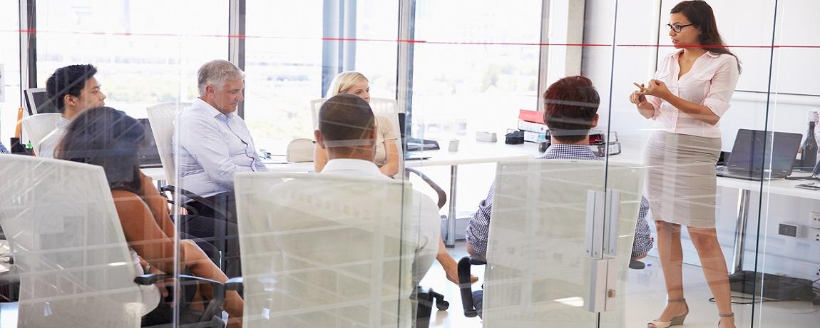 Weiterbildung und Schulungen für Manager und Führungskräfte