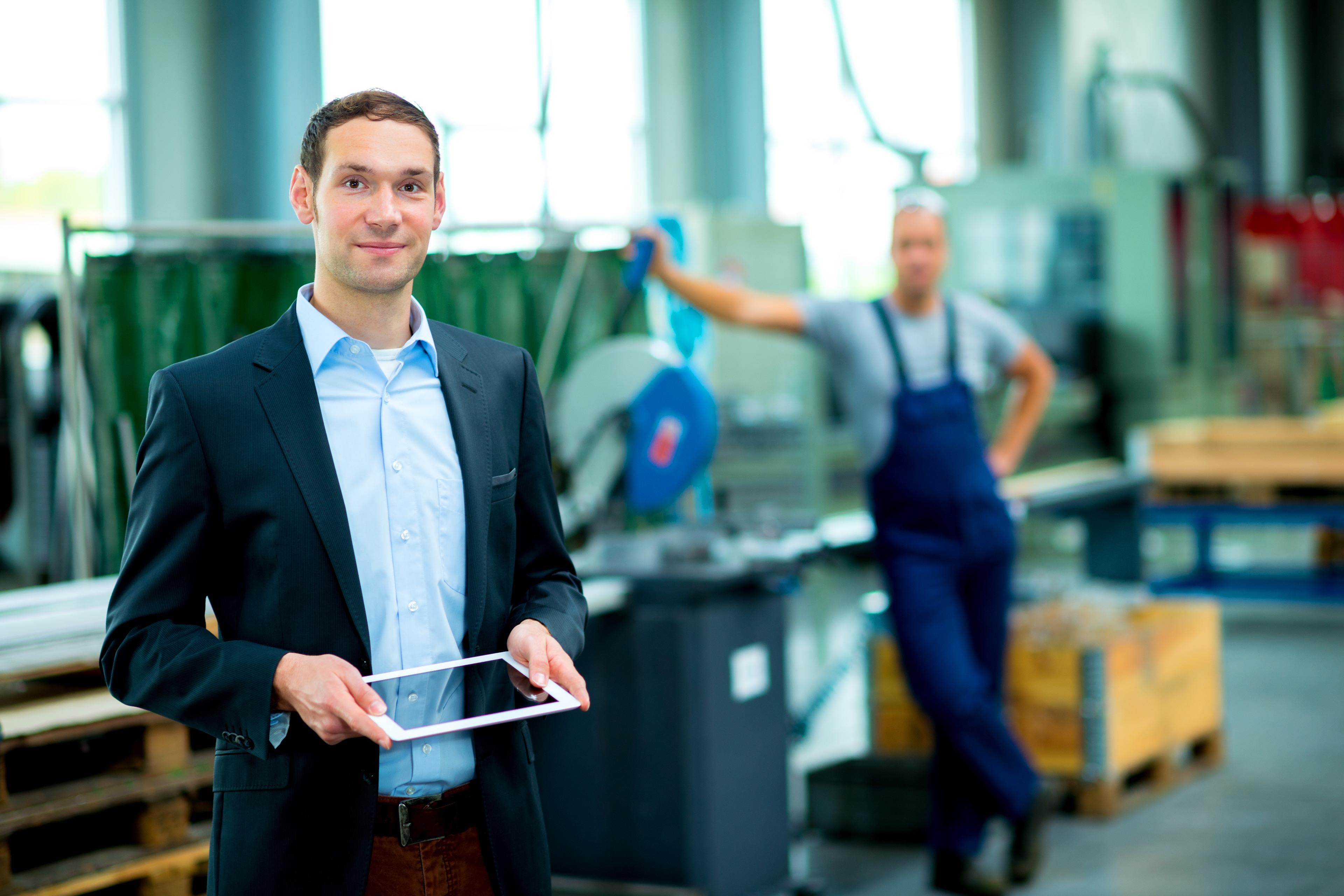 Weiterbildung Technologiemanagement Digitalisierung der Produktion und Fertigung