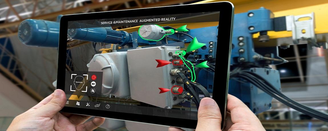 Weiterbildung zu Augmented Reality Assistenzsysteme in der Produktion