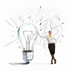 Die erste Phase des Innovationsmanagement ist die Ideenfindung und Steuerung