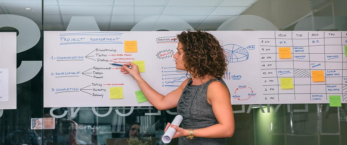 Innovationsprojekte sind besonders komplexe und benötigen professionelles Projektmanagament Innovationsmanager